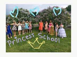 "Princess School."" Time of  Style & Веаuty"""